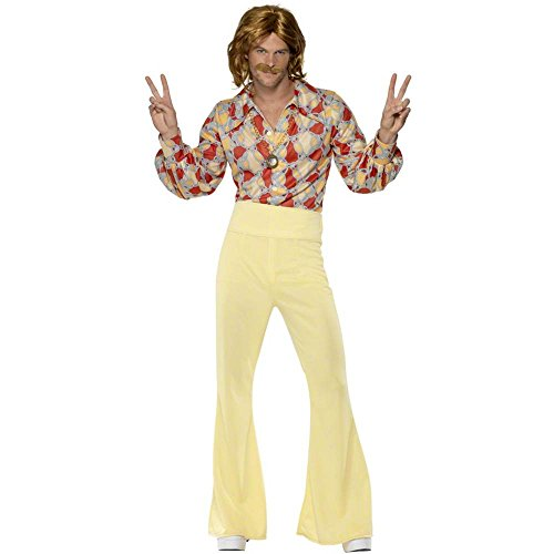 1960s Groovy Guy Adult Costume