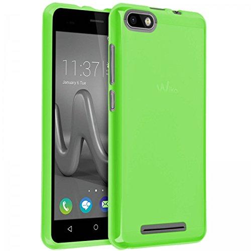 tbocr-custodia-gel-tpu-verde-per-wiko-lenny-3-in-silicone-ultra-sottile-e-flessibile