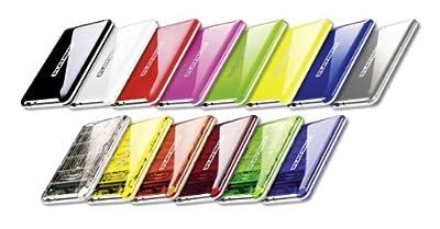 Platinum 104099 MyDrive 1TB Usb 2.0 Portable External Hard Drive - Transparent Yellow