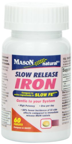 mason-vitamins-slow-release-iron-compare-to-the-active-ingredients-in-slow-fe-60-tablets-pack-of-3