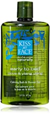 Kiss My Face Early to Bed Moisture Bath   Shower Gel 16-Ounce