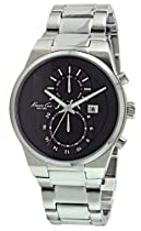 Big Sale Kenneth Cole New York Men's KC3920 Chronograph Black Dial Watch