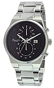 Kenneth Cole New York Men's KC3920 Chronograph Black Dial Watch