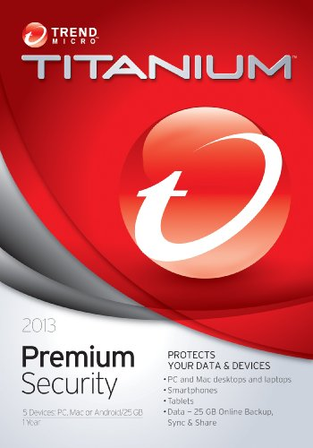 Trend Micro Titanium Maximum Security Premium