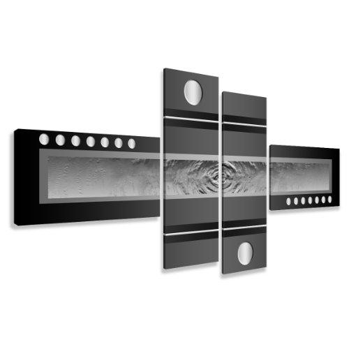 Wandbilder-Set Modern - 80 x 195 cm ( 4er Set)