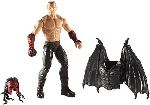WWE Create A Superstar Kane Figure Pack (Wwe Action Figures Kane compare prices)