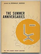 The Summer Anniversaries - Poems by Donald…