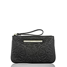 Sally Wristlet<br>Black Saint Germaine