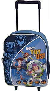 Toy Story Wheeled Bag from Fast Forward