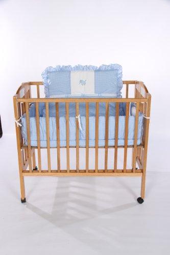 Blue Elephant Bedding front-616659