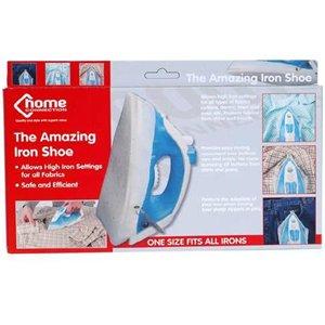 Amazing Universal Iron Shoe Plate Cover No Shine Scorch