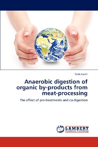 Anaerobic digestion of organic by-products from meat-processing: The effect of pre-treatments and co-digestion