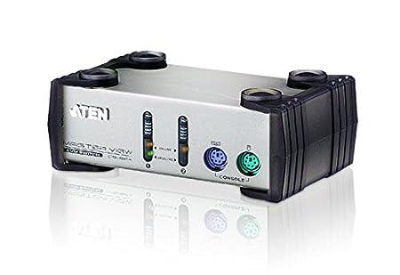 Aten MasterView CS82 Switch KVM pour 2 ordinateurs PS2