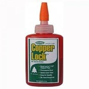 Copper Lock No Heat Solder, 2 oz [Misc.]