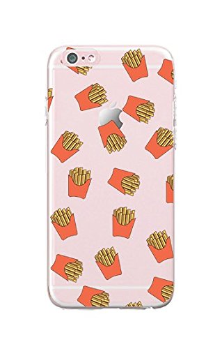 iPhone 7 - Durable Slim Case - French Fries Theme -Fries- Chips - French Fries - Potato (Iphone 5 Cases French Fries compare prices)