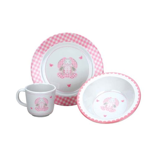 Bunny Cup & Plate Set