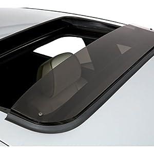 BMW Smoked Sun/Wind Deflector X6