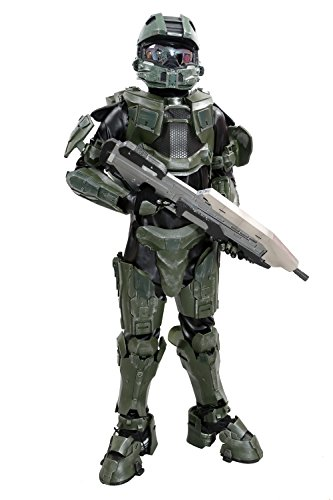 XCOSER Deluxe Adult Master Chief Armor Costume Suit for Halloween