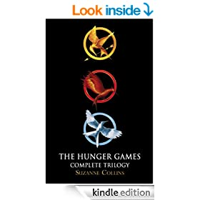 The Hunger Games Complete Trilogy (Hunger Games Trilogy)