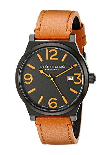 stuhrling-original-aviator-eagle-osprey-reloj-de-cuarzo-para-hombre-con-correa-de-cuero-color-negro-