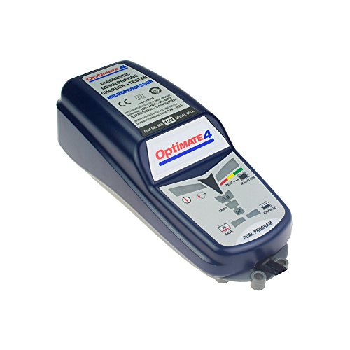 TecMate TM-246 Optimate 4 Can-Bus Modell Batterieladegerät