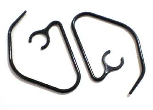 2 Slim Earhooks For Aliph Jawbone Era Wireless Bluetooth Headset Ear Hook Loop Clip Earhook Hooks Loops Clips Earloop Earclip Earloops Earclip Replacement Part Parts