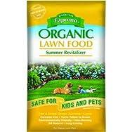 Espoma EOSR30 Summer Organic Lawn Fertilizer-5M ORGANIC SUMMER FOOD