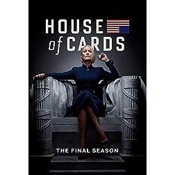 House of Cards - Season 06 [Blu-ray]