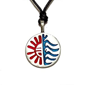 image unavailable image not available for color sorry this item is not    Hopi Sun Symbol