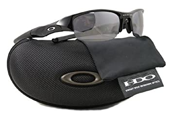 OAKLEY SUNGLASSES 12-900 FLAK JACKT BLACK