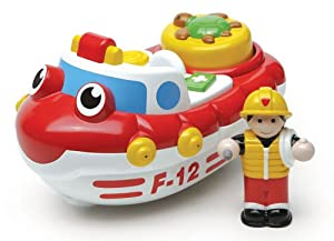 WOW Toys Fireboat Felix by WOW Toys