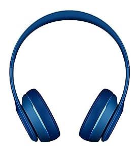 Beats by Dr. Dre Solo2 Casque Audio - Bleu - Avec câble