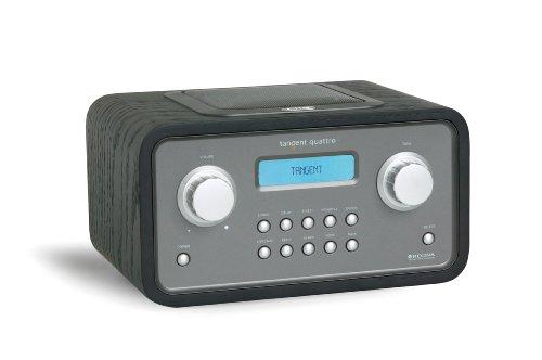 Tangent 11165 QUATTRO black Internet Radio