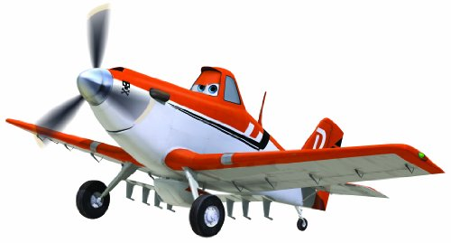Zvezda Models Dusty Crophopper Disney Planes Building Kit - 1