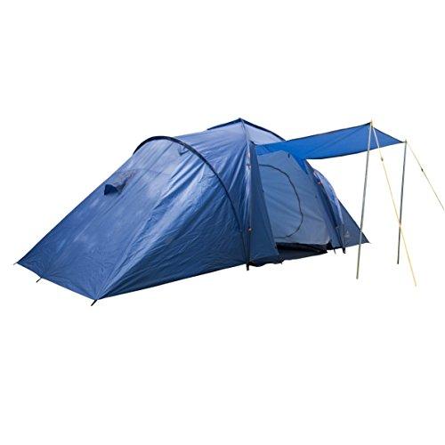 "® Campingzelt, Familienzelt, Zelt ""Cromwell VI"" für 6 Personen"