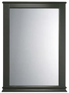 American Standard 9210.101.329 Generations Rectangular Mirror, Warm Walnut