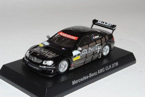 Mercedes-Benz CLK DTM AMG Jean Alesi Silber C209 1/64 Kyosho Sonderangebot Modell Auto