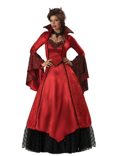 Devils Temptress Adult Md Adult Womens Costume