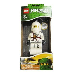 Lego Ninjago Retractable Pen
