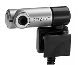 Creative Labs Webcam Notebook Camera with Clip