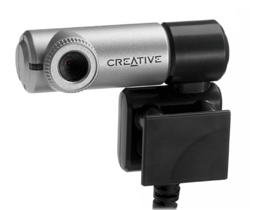 Creative Labs Webcam Notebook Camera with ClipB00009YFV0 : image