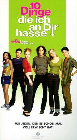 10 Dinge, die ich an dir hasse [VHS]