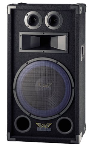 where can i buy jensen jp1300 3 way bass reflex speaker. Black Bedroom Furniture Sets. Home Design Ideas