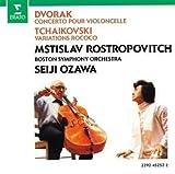 Dvorak: Cello Concerto; Tchaikovsky: Variations on a Rococo Theme
