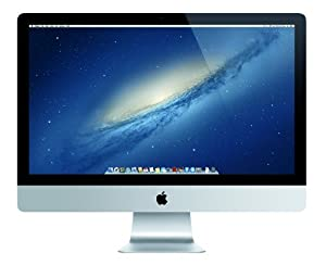 Apple iMac ME088LL/A 27-Inch Desktop (NEWEST VERSION)