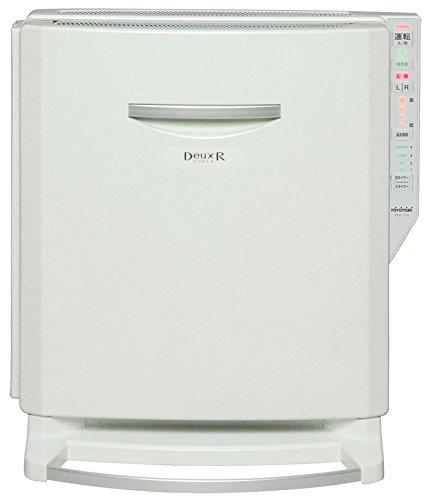 TOYOTOMI(トヨトミ) 【DeuxR】 遠赤外線 電気パネルヒーター (日本製) ホワイト EPH-123F(W)