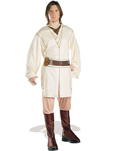 Obi Wan Kenobi Adult Star Wars Costume One Size