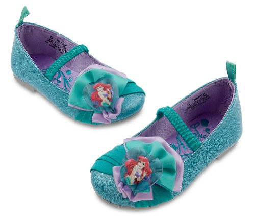Princess Ariel The Little Mermaid Shoes