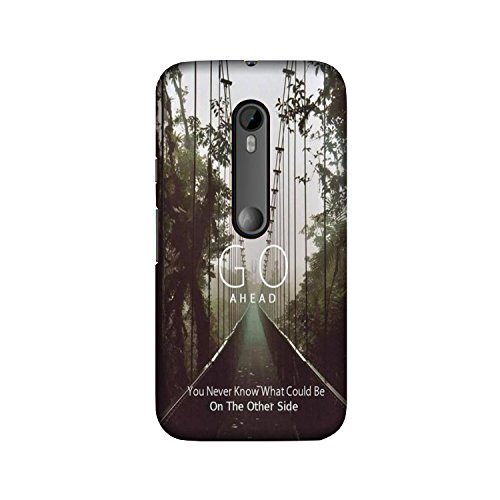 reputable site 8facf ddcfe Moto G3 Back cover - StyleO Designer & Printed Back Cover for Moto G3 (3rd  Gen)