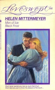 BLACK FROST (Loveswept), Helen Mittermeyer